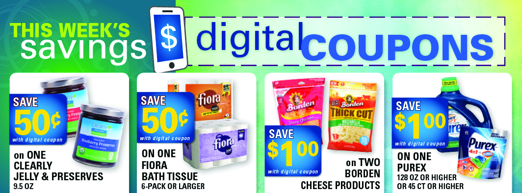 3-12 Digital Coupons Email Block 2
